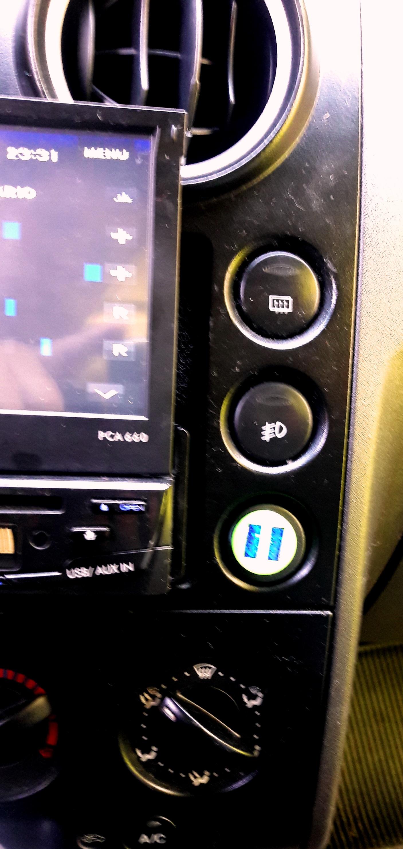 Instalação de USB no Painel 8iBmDIgi