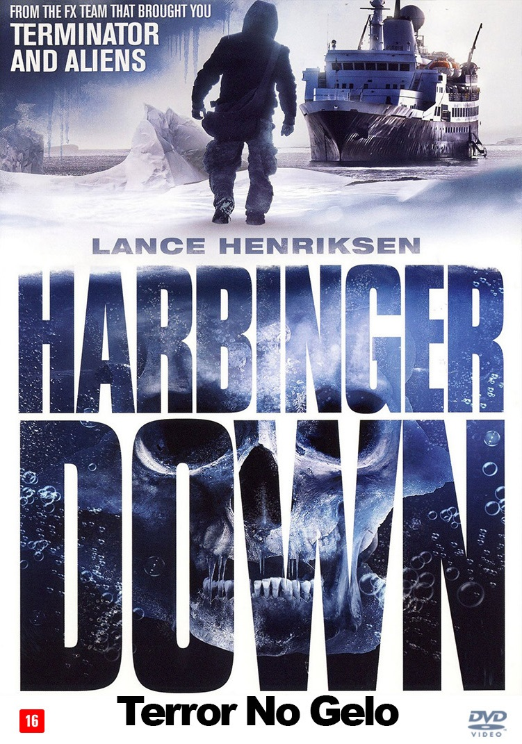 Harbinger Down: Terror no Gelo