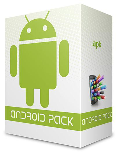 Pack Android Apps – Janeiro